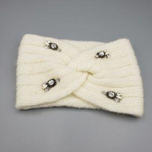 D&Y Headband w/Rhinestone Embellishments